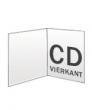 Folders, 2 luik, CD 300 gram, staand