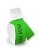 Bedrukte polsbandjes, groen